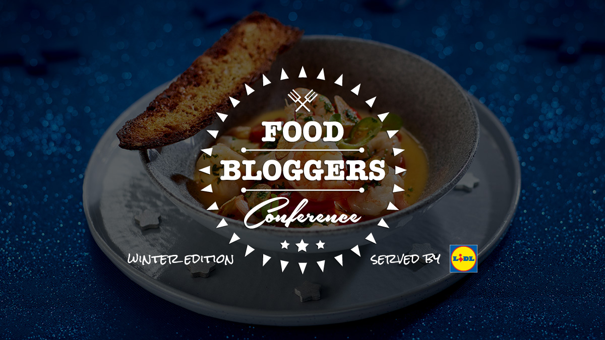 Blogger oficial Food Bloggers 2019