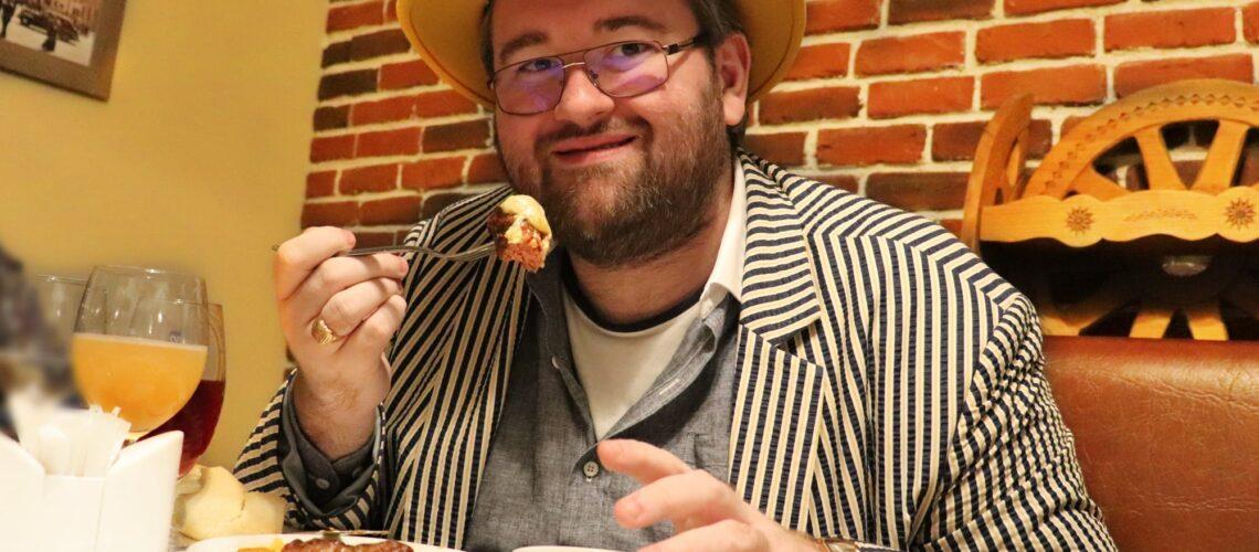 Mancarea vegetala este buna Emil Calinescu